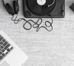 Elke dag passende muziek, dankzij Kerknets muzikale dagkalender. © Pixabay