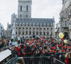 Slotmoment Bavodag 2019 © IJD Gent, foto: Laura Vleugels