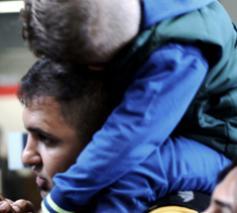 Syrische vluchtelingen Wenen. Foto: Josh Zakary/Flickr.com (cc)