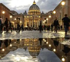 Vatican News lanceert #VaticaninFocus om de mooiste kiekjes van het Vaticaan te verzamelen op Instagram. © Vatican News
