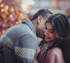 Verliefd zijn is mooi, maar wordt pas liefde als je verbaal in je blootje kunt staan bij elkaar. Leren praten over wat je belangrijk vindt, is niet makkelijk. © CC Pexels