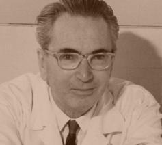 Viktor Frankl (1905-1997) © Prof. Dr. Franz Vesely, Wikimedia Commons