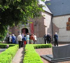 kerk Vlassenbroek