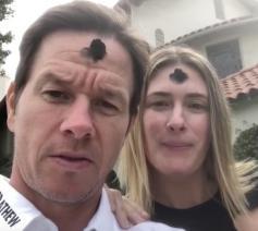Acteur Mark Wahlberg getuigt vrijuit over zijn geloof, hier op Instagram. © Schermafbeelding Instagram