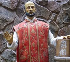 Ignatius van Loyola © RR