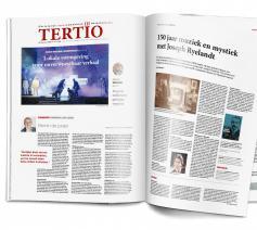 Cover Tertio nr. 1.046 van 26 februari 2020. © Tertio