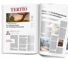Tertio nr. 1.051 van 1 april 2020. © Tertio
