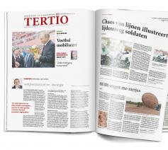 Tertio 956 van 6 juni 2018. © Tertio