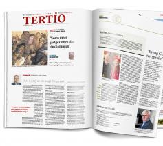 Tertio nr. 972 van 26 september 2018. © Tertio