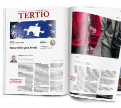 Tertio nr. 998 van 27 maart 2019. © Tertio