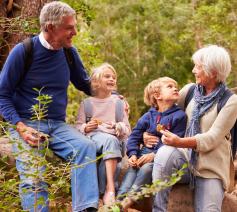 Werelddag voor grootouders en senioren © Canva.com