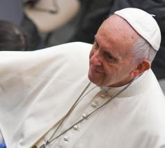 Paus Franciscus © SIR/Marco Calvarese