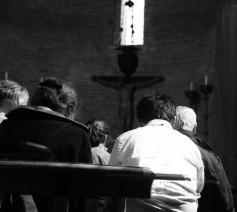 biddende mensen © flickr