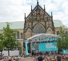 Impressie van de 101ste Katholikentag © katholikentag.de/Nadine Malzkorn
