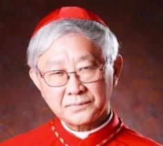 Kardinaal Joseph Zen Ze-kiun, emeritus bisschop van Hongkong © SIR