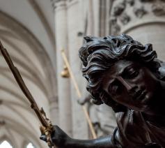 CRKC wil met een studiedag bouwstenen aanreiken om de toekomst van religieus erfgoed te verzekeren. © CRKC