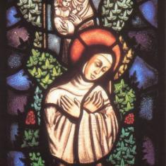 Beatrijs van Nazareth © O.-L.-V.-abdij van Nazareth, Brecht