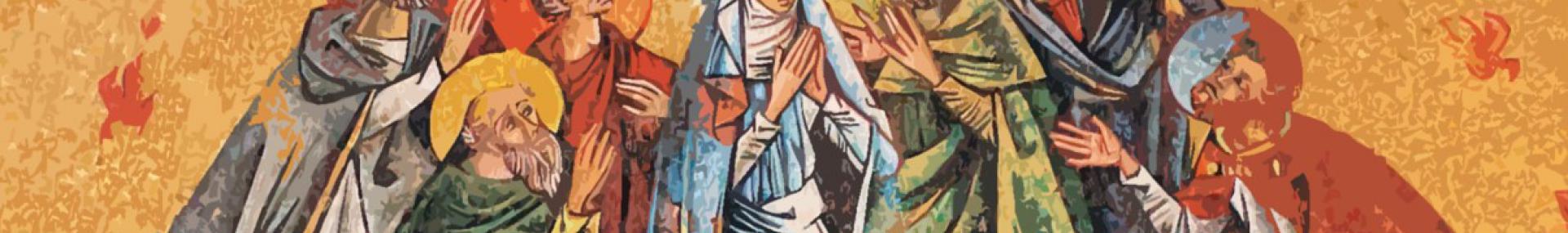 Moeder van de Kerk © ICL