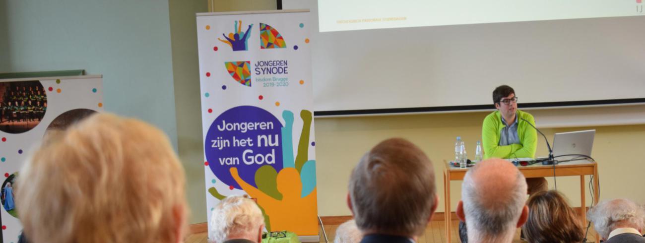 Synodaal proces Jongeren © Marieke VanderSchaeghe