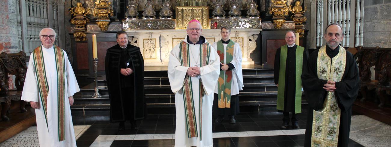 Gebedsviering 20 januari Gent © Pascal Veeckman