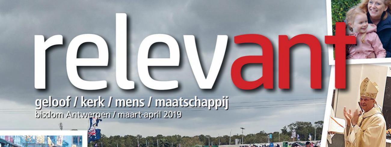 Relevant  maart-april 2019 © Relevant