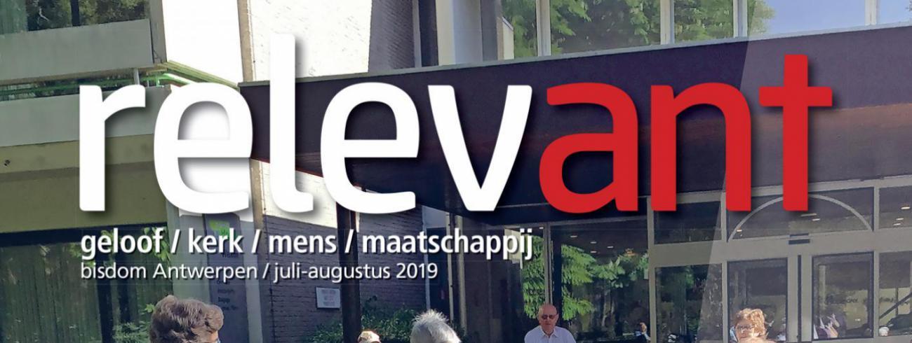 Relevant juli-augustus 2019 © Relevant
