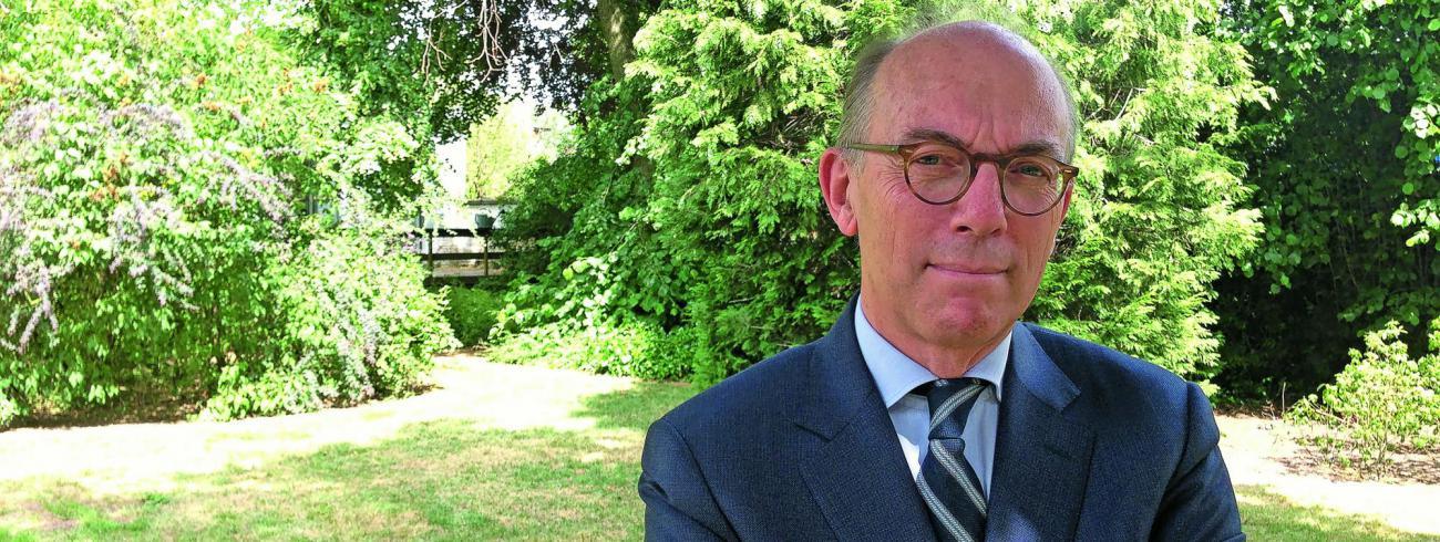 Jan Rosier is gewoon hoogleraar management aan de UC Dublin en gasthoogleraar aan de KU Leuven © rr