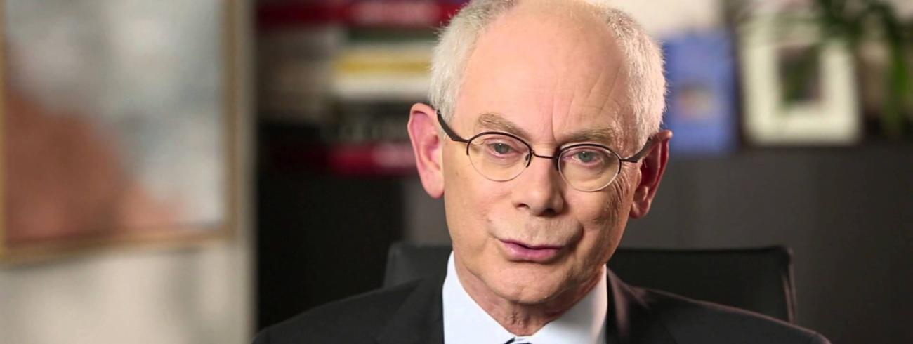 Herman Van Rompuy. © rr