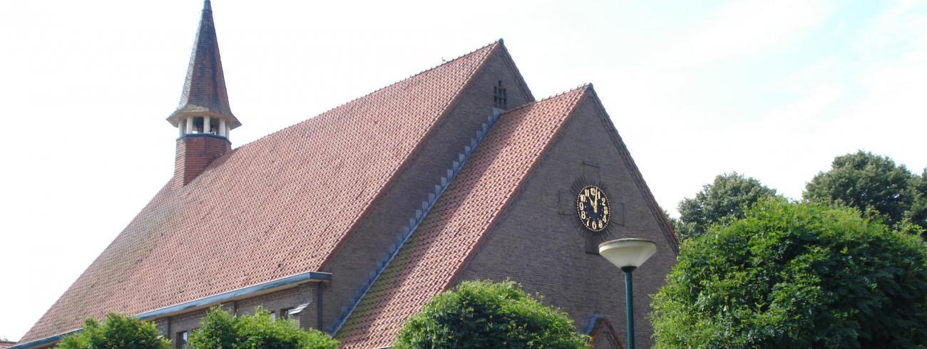Kerk vormen in tijden van krimp. © rr