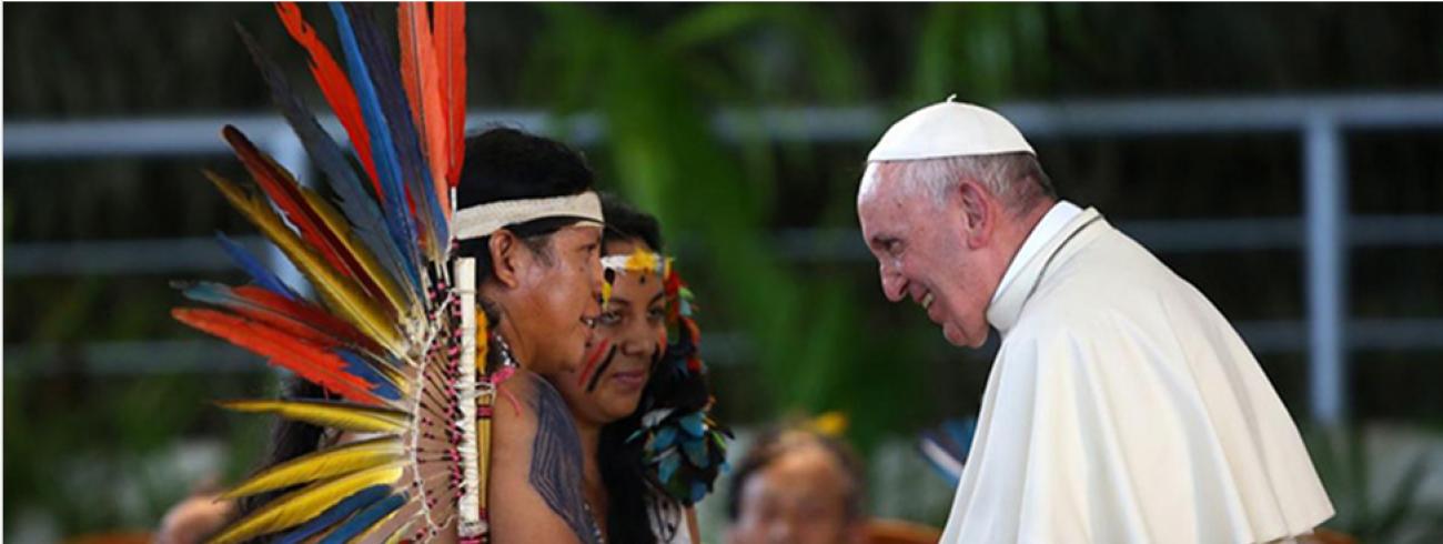 Amazonesynode © civiltà cattolica