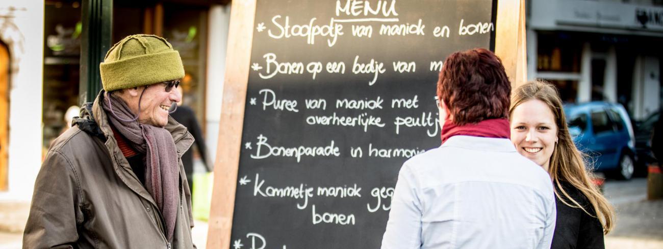 Lancering van de campagne van Broederlijk Delen © Thomas De Boever/BD