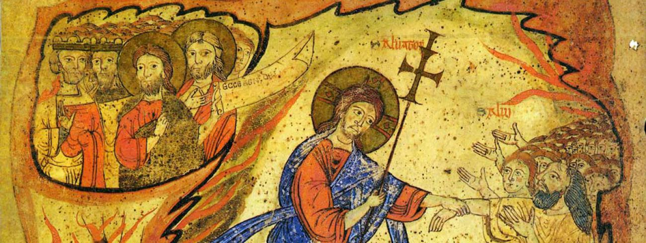 'Barbarini' exsultet-rol (1058)