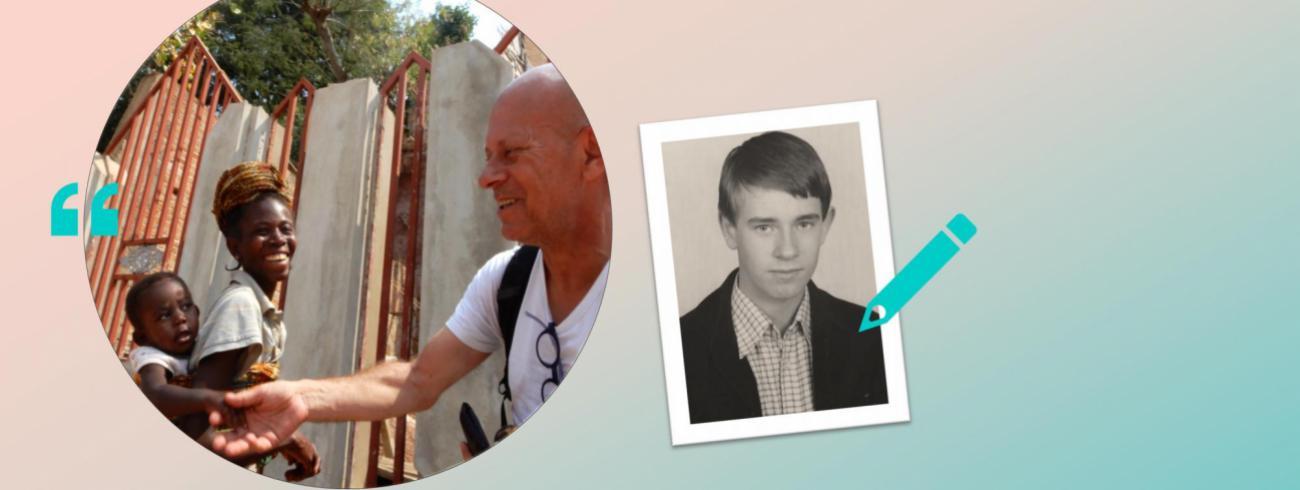 Bart Demyttenaere: 'De jonge misantroop van toen heb ik volledig van me afgeschud.'