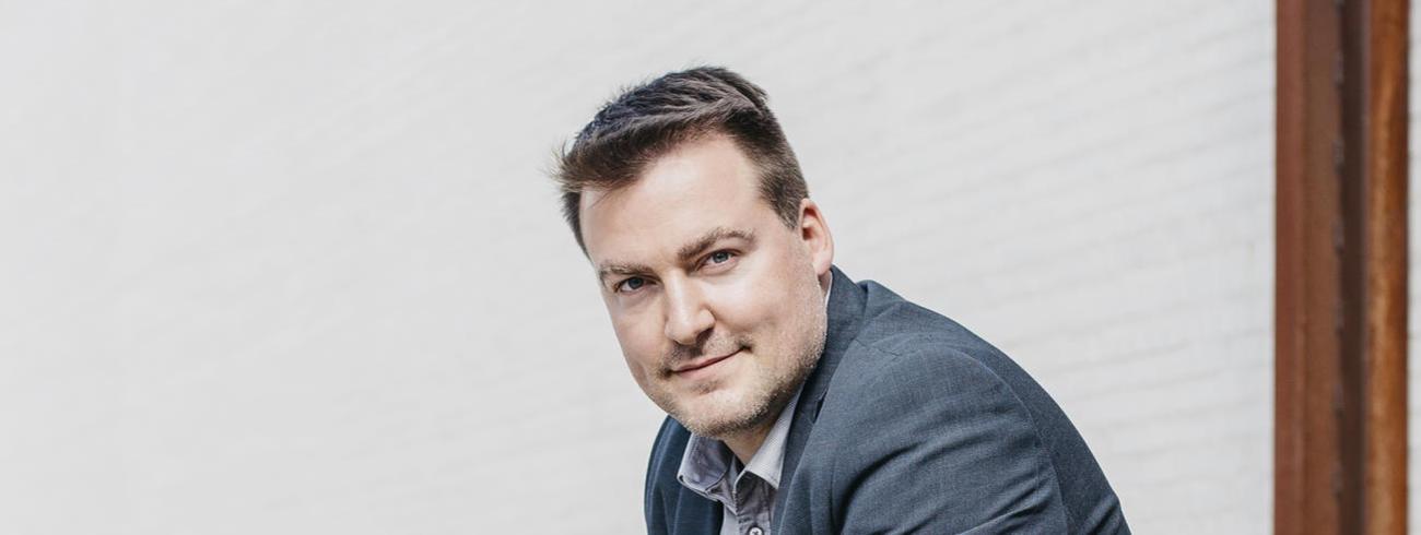 Christophe Busch, directeur Kazerne Dossin. © Kazerne Dossin / Alexander Meeus