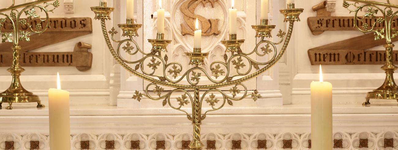 altaar Sint-Germanus