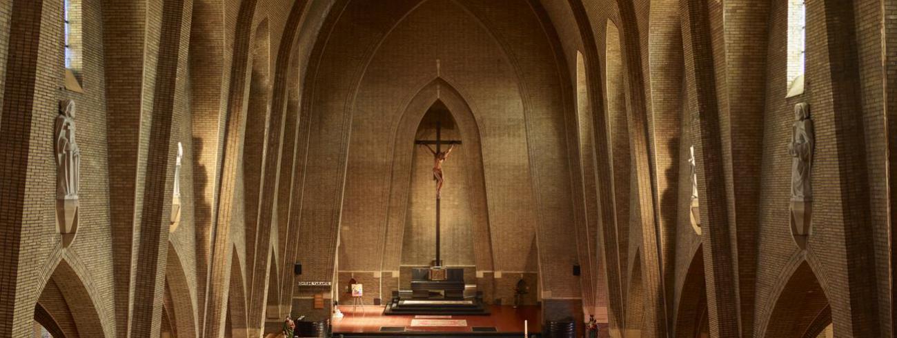 interieur OLV-kerk