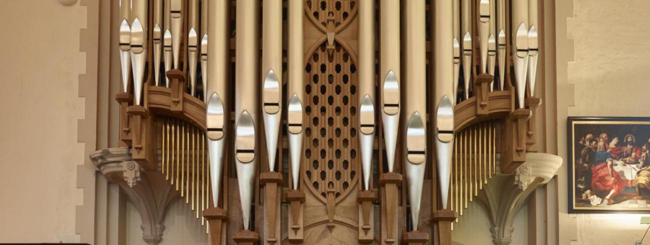 orgel Sint-Pieterskerk