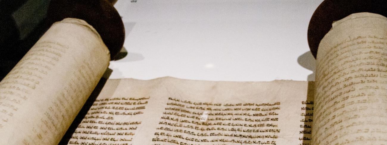 De Heilige Schrift © Philippe Keulemans