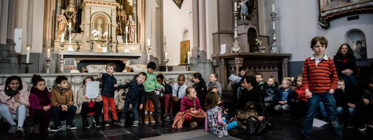 Sint-Gertrudiskerk, Wetteren © Portretmaker