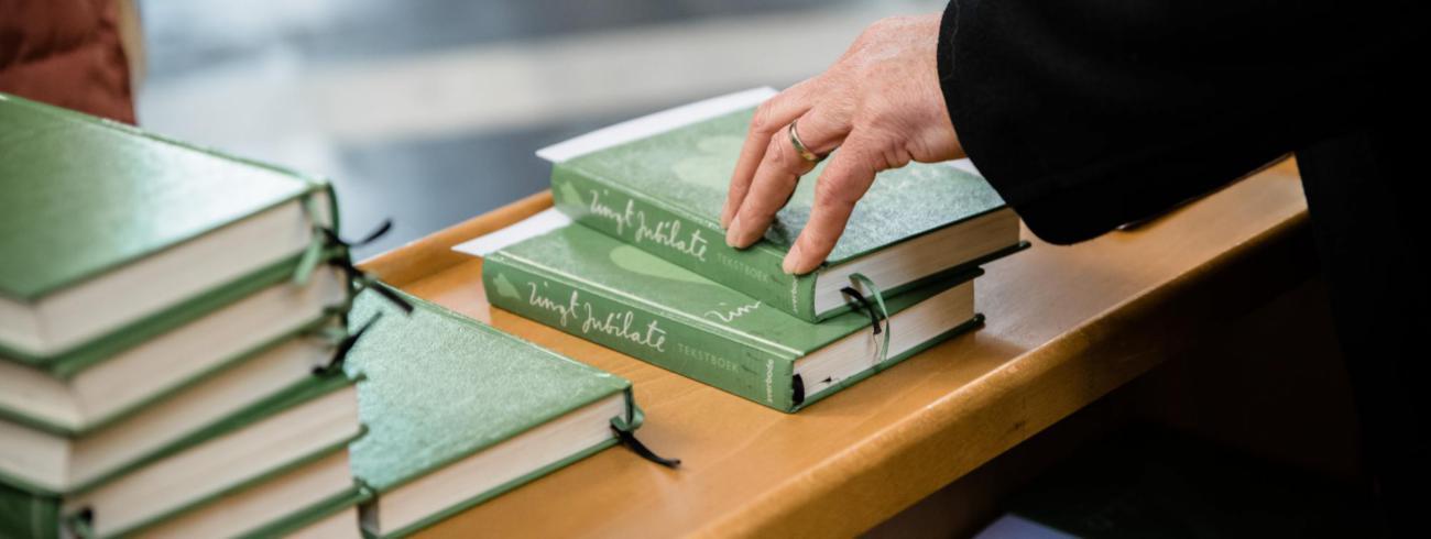 Zingt Jubilate – tekstboeken © Portretmaker