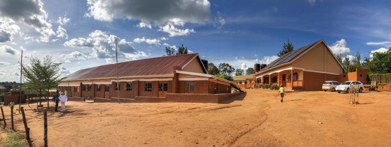 De school van Mbarara  © Cunina