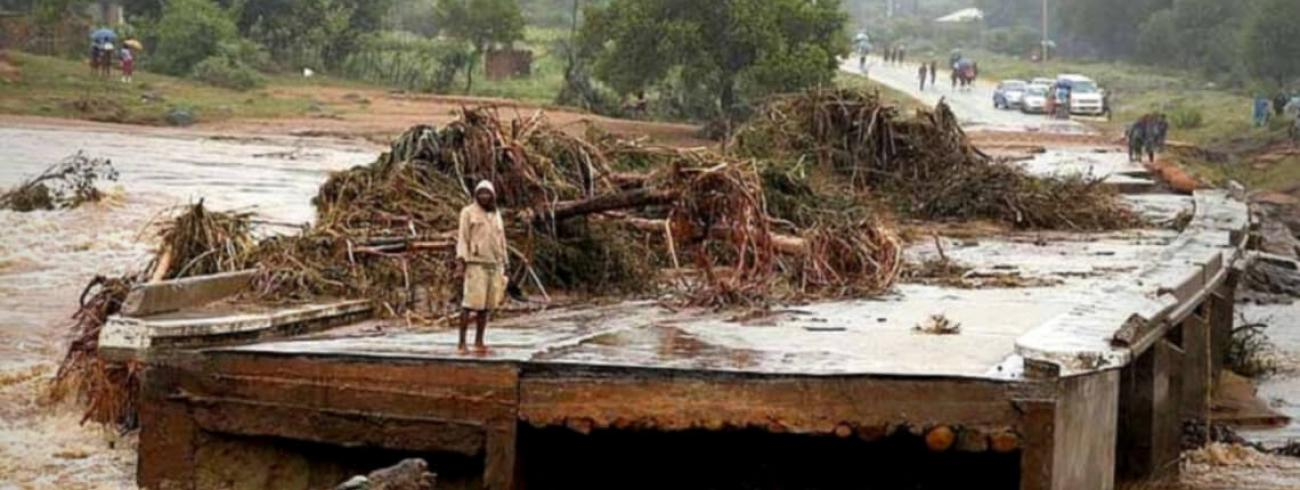 Cycloon Idai © Caritas International