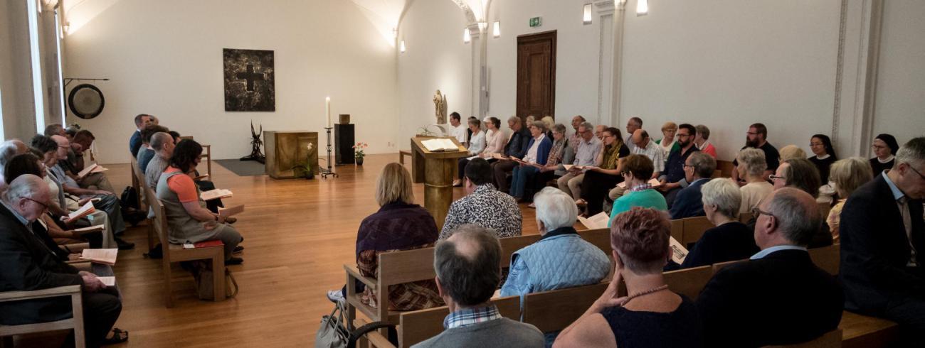 Colloquium leerhuis kerkvaders juni 2018 © Leerhuis kerkvaders, foto: Guy Verstraete