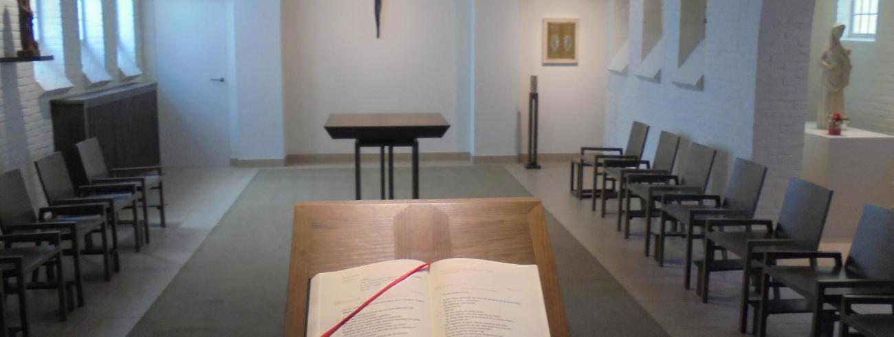 kapel Rabboeni © zrs bernardinnen