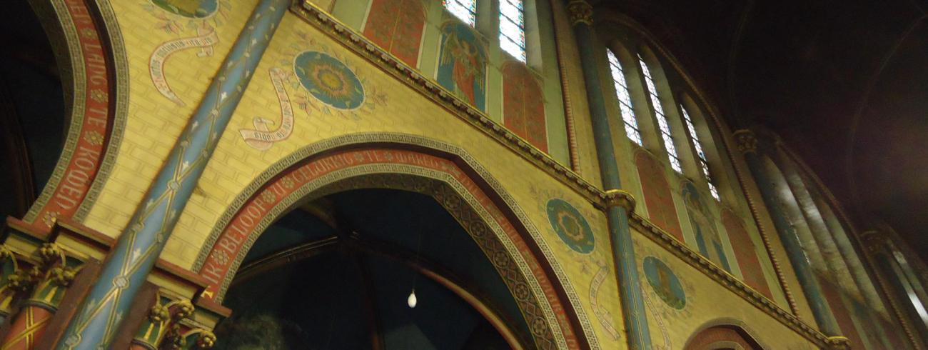 Basiliek Oostakker © DE NEVE Paul