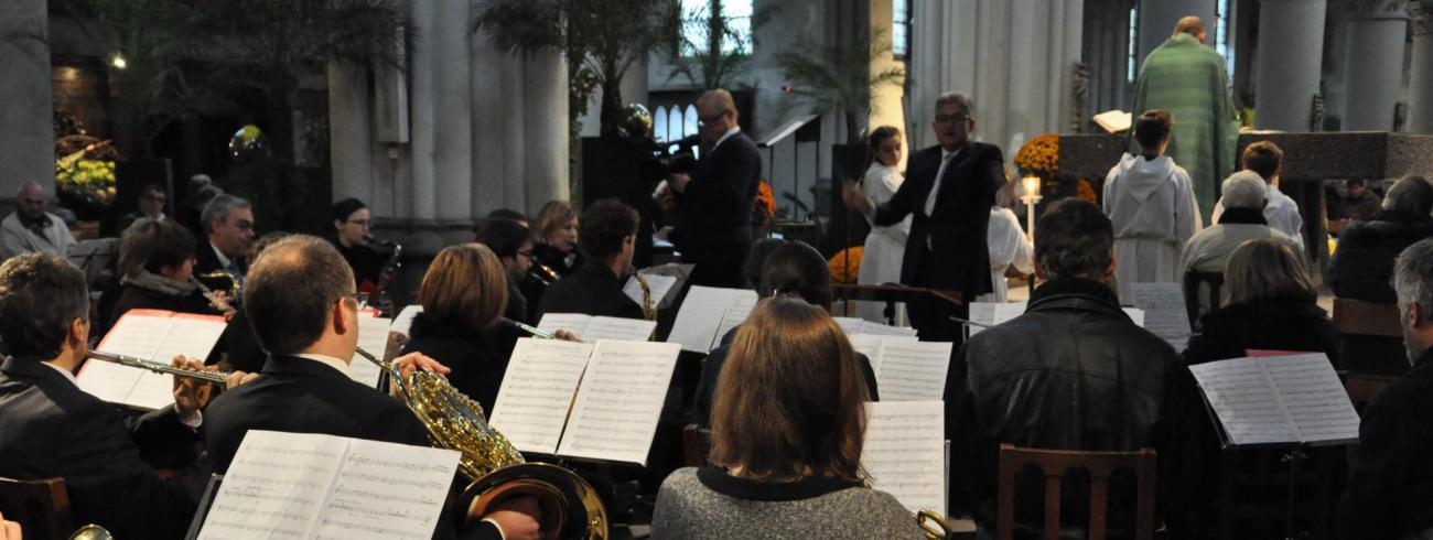 Koninklijke filharmonie Jette © Daniël Duwyn