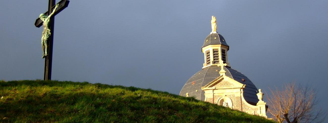 Wandelen langs Vlaamse kapellen en kerken met de erfgoedapp ©  Ed W via Flickr