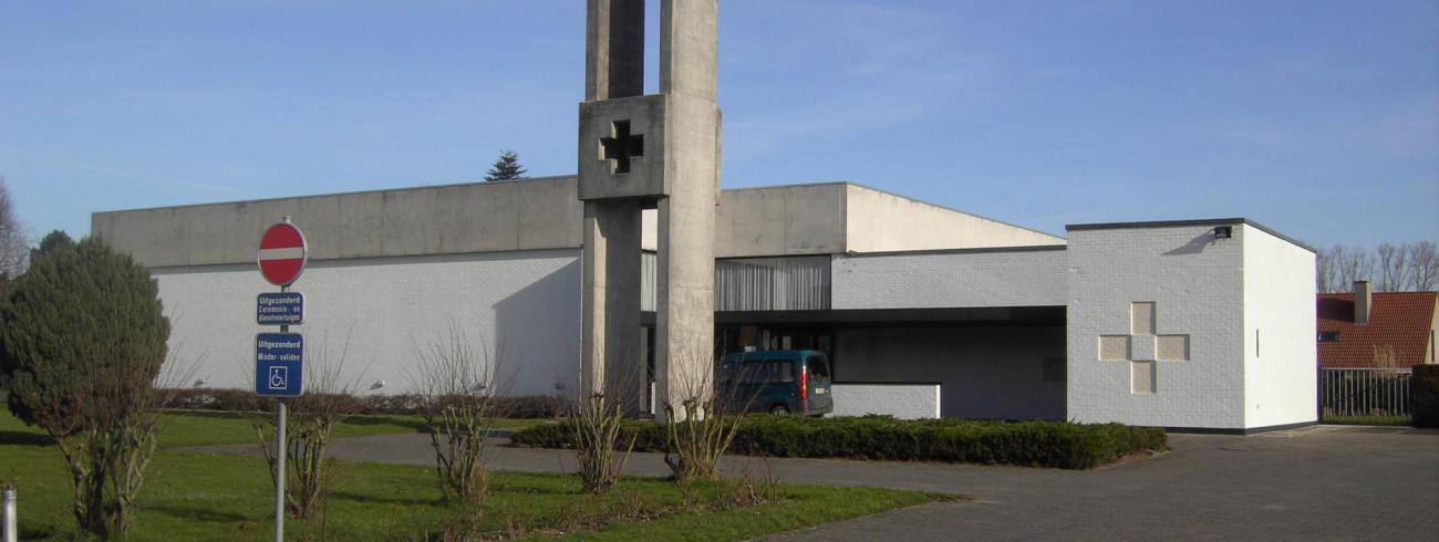 Sint-Jozefkerk Eeklo © Wikepedia