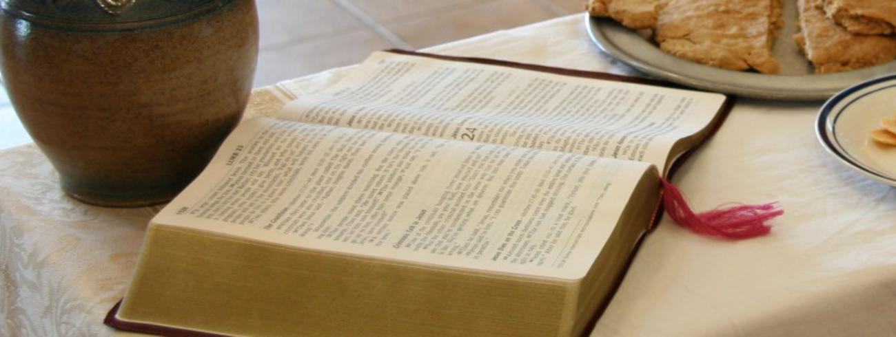 Lezingen en overwegingen C jaar  foto: dekenaat Wetteren