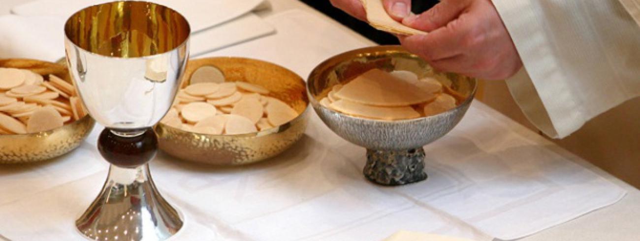 Eucharistie © Kerknet